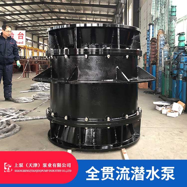 福建莆田耐高温耐腐蚀全贯流水泵厂家