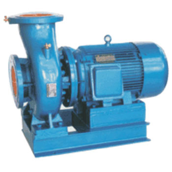 ISW型卧式管道离心清水泵