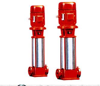 XBD-GDL型立式单吸多级管道式消防泵