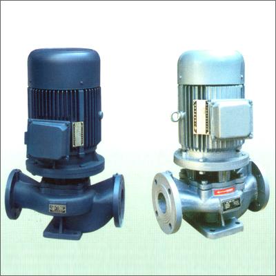 IRG型管道泵系列(热水型)