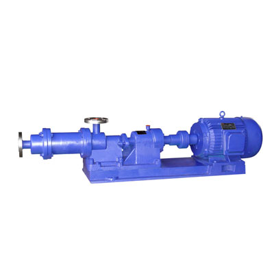 I-1B系列螺杆泵(浓浆泵)