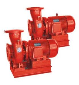 XBD-W 型卧式消防泵