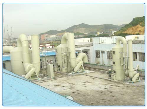 废气吸收塔_广东废气吸收塔,,厂家价格10000元/条,其它,广州市建发机电设备 ...