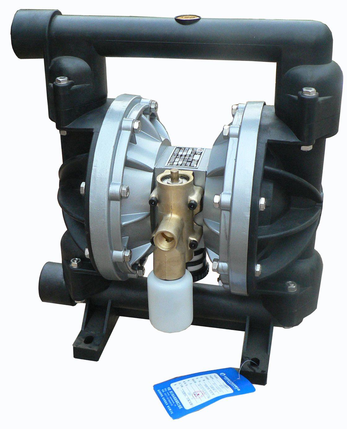 扬子江QBY气动隔膜泵