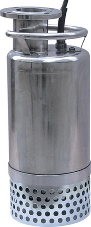 TNT不锈钢排污泵。