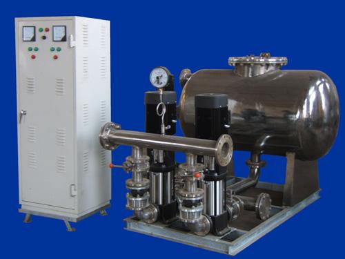 无负压供水系统设备