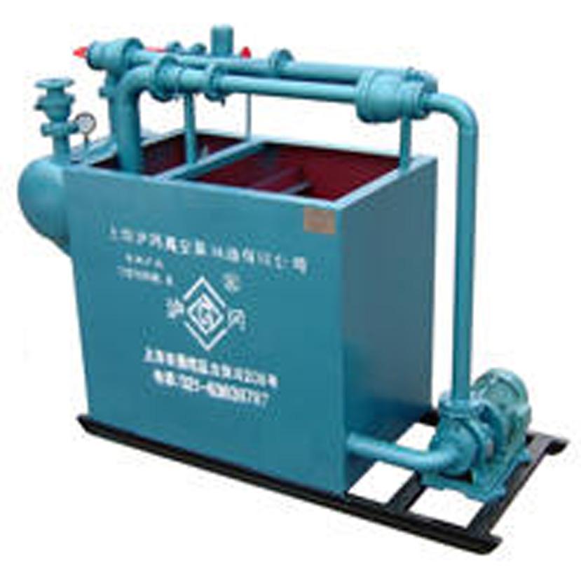 搪玻璃水喷射真空泵机组