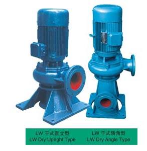 LW型直立式排污水泵