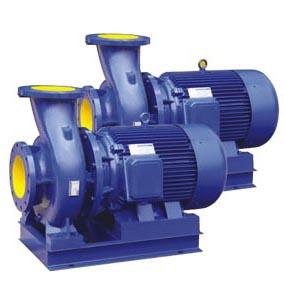 ISW型卧式离心管道泵