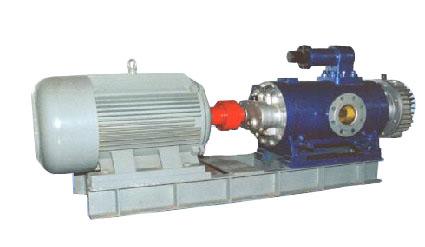 2W.W 系列双螺杆混输泵