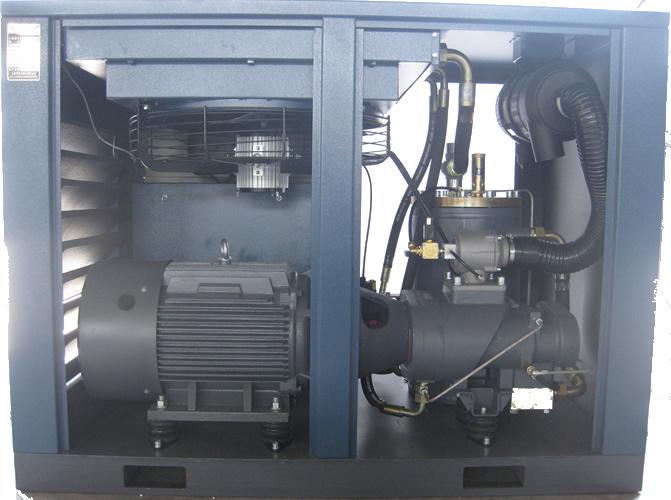 螺杆式空压机图片