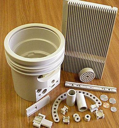 聚醚醚酮PEEK注塑件来图加工
