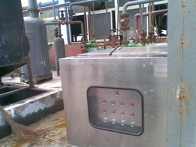制药厂气体净化设备
