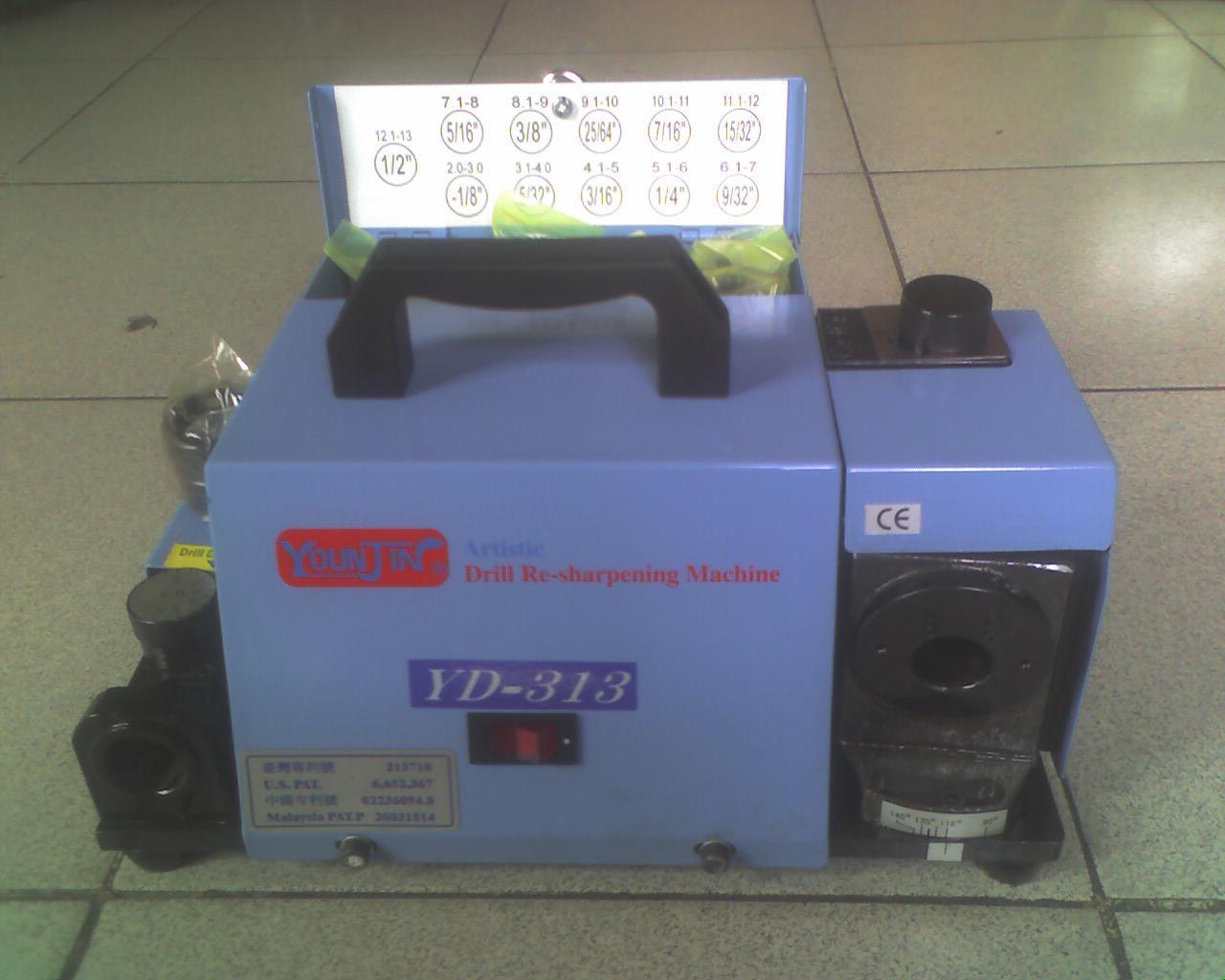 携带式钻头研磨机YD-313、