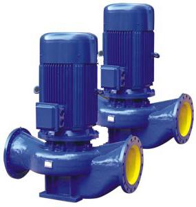 IRG型立式管道离心热水循环泵