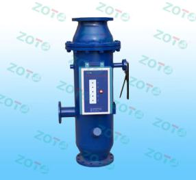 过滤式射频水处理器