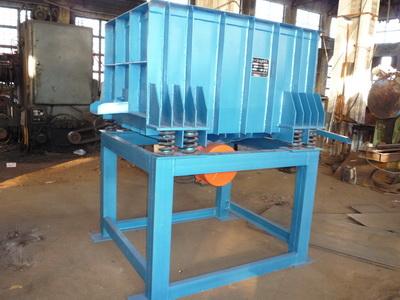 树脂砂回收再生成套生产线