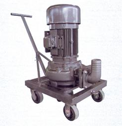 供应XW移动式吸泥泵
