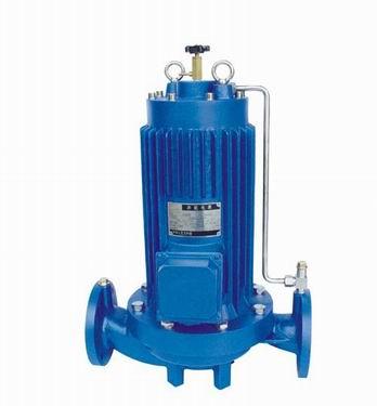 PBG系列屏蔽式管道泵
