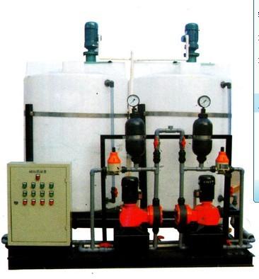 絮凝剂加药装置/pac加药设备,,厂家价格,水处理设备,.