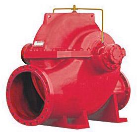 XBD大流量消防泵