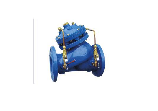 隔膜式多功能水泵控制阀图片