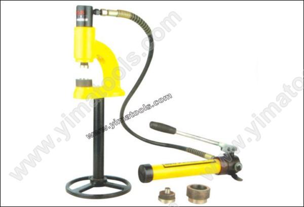 液压电动冲孔机