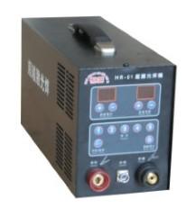 广州不锈钢板橱柜薄板焊接冷焊机